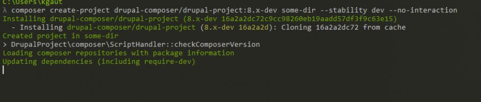 Installer Composer Sous Windows Kgaut Net